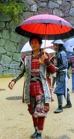 Rainy sumurai