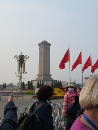 Monument to war dead