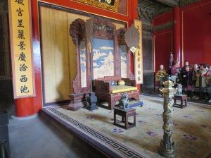 Emperor's Mother's Throne